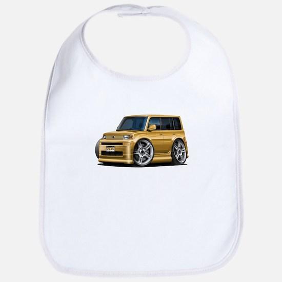 Scion XB Gold Car Bib