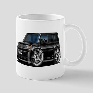 Scion XB Black Car Mug