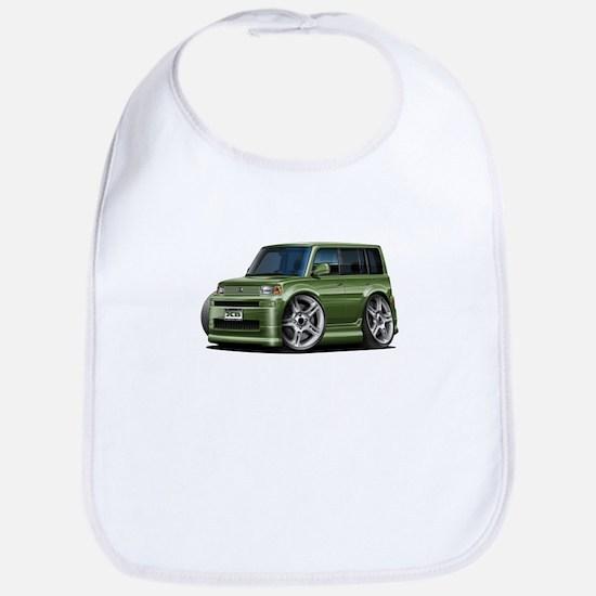 Scion XB Army Green Car Bib