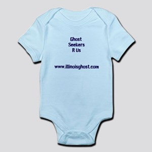 Ghost Seekers R Us Products Infant Bodysuit