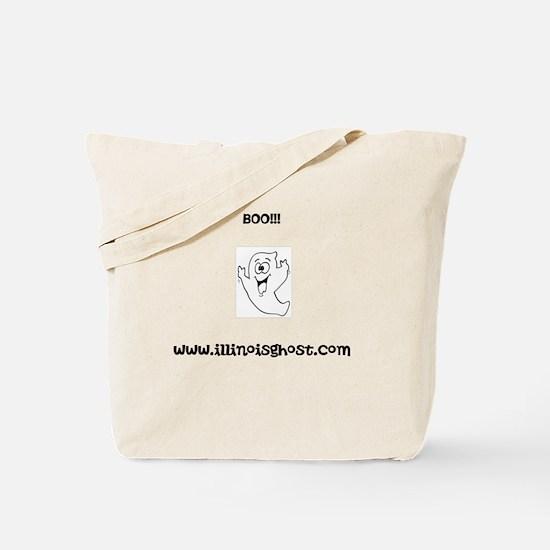 Boo!!! Tote Bag