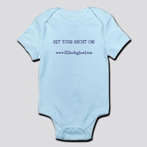 Get Your Ghost On! Infant Bodysuit