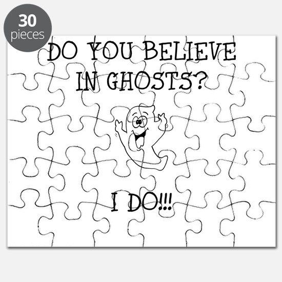 Do You Believe in Ghosts? I Puzzle