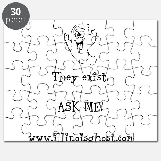 They Exist. Ask Me! Puzzle