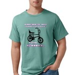 Chopper Bicycle Mens Comfort Colors Shirt