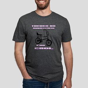Chopper Bicycle Mens Tri-blend T-Shirt
