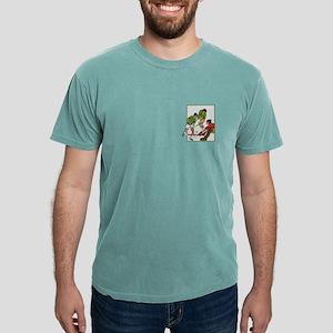 Field Hockey Mens Comfort Colors Shirt