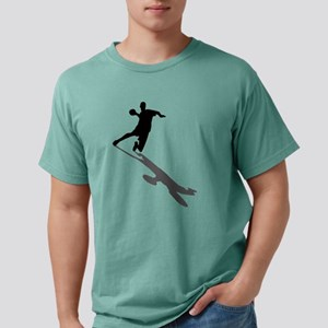 Handball Player Mens Comfort Colors Shirt