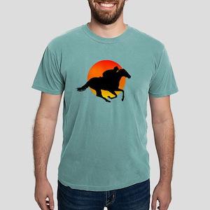Horse Racing Mens Comfort Colors® Shirt