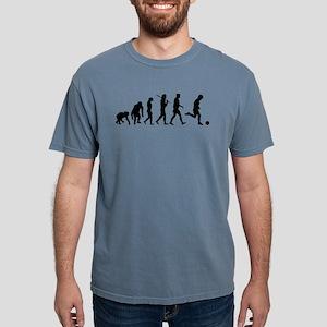 Evolution of Soccer Mens Comfort Colors Shirt
