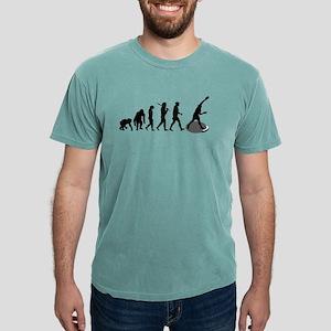 Shot Put Evolution Mens Comfort Colors Shirt