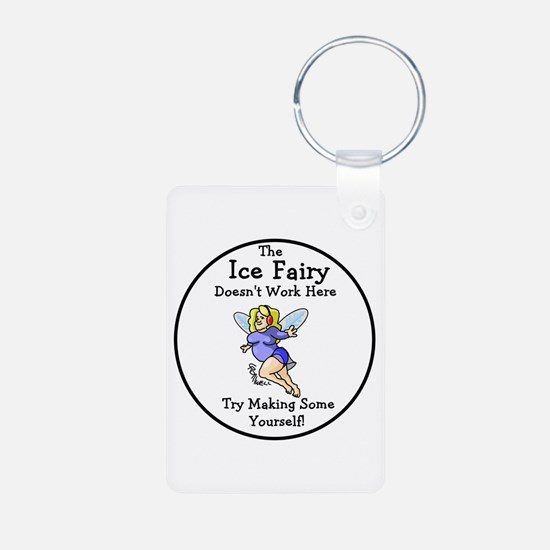 Ice Fairy Keychains