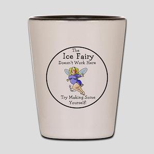 Ice Fairy Shot Glass