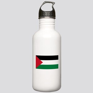 Palestine Flag Stainless Water Bottle 1.0L