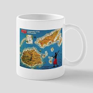 Vintage Fiji Mug