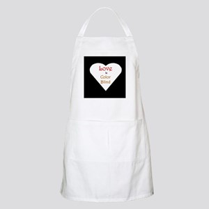 Interracial Love & Relationship BBQ Apron