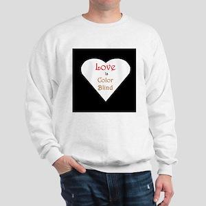 Interracial Love & Relationship Sweatshirt