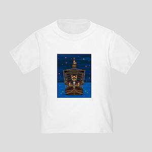 Knights & Princess on Ship Toddler T-Shirt