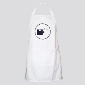 Interracial Love & Relationship BBQ Apron