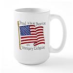 Large Mug - Proud to be...