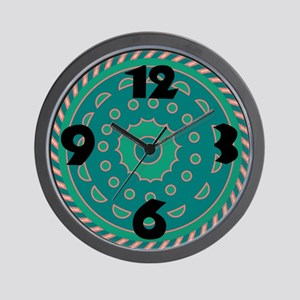 Movin' On Wall Clock