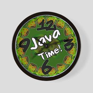 Java Time Wall Clock