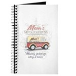 MM Mom's Milk Express Journal