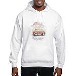 MM Mom's Milk Express Hooded Sweatshirt