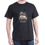 MM Mom's Milk Express Black T-Shirt
