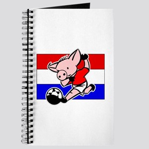 Croatia Soccer Pigs Journal