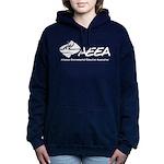 Aeea Women's Cut Hoodie Sweatshirt