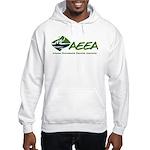 Aeea Men's Cut Hoodie Sweatshirt