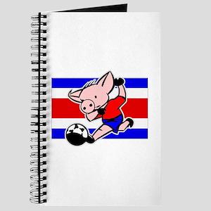 Costa Rica Soccer Pigs Journal