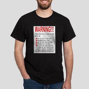 8x10lupus_warning T-Shirt
