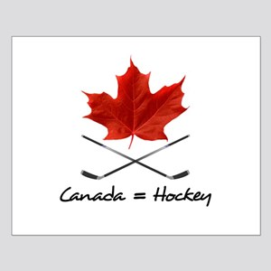 Canada. Hockey. Small Poster