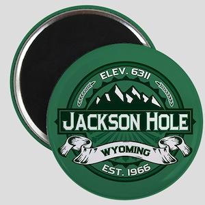 Jackson Hole Forest Magnet