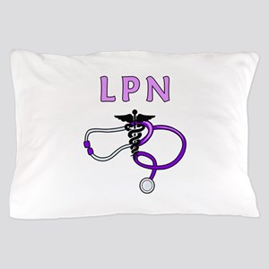 LPN Medical Nursing Pillow Case