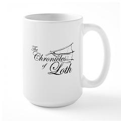 Loth Logo Large Mug