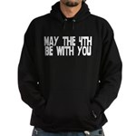 May The 4th Be With You Hoodie (dark)