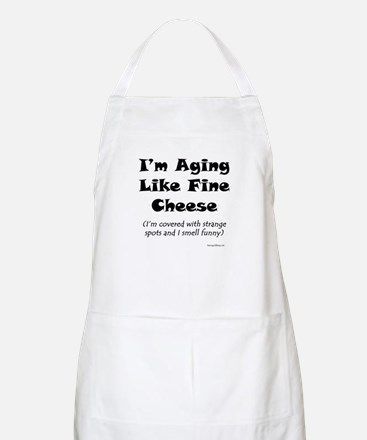 Aging Gracefully BBQ Apron