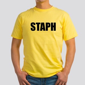 Infectious staff Yellow T-Shirt