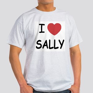 I heart sally Light T-Shirt