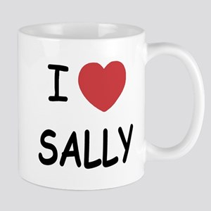 I heart sally Mug