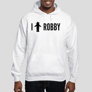 Forbidden Planet Hooded Sweatshirt