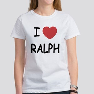 I heart ralph Women's T-Shirt