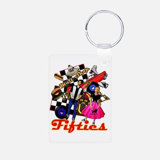 Fifties Memories Keychains