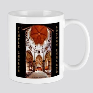 Temple Church Mug