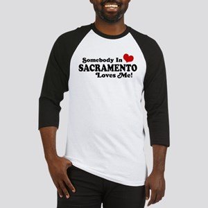 Sacramento Baseball Jersey
