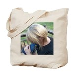 Cyrus and Pam Tote Bag
