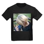 Cyrus and Pam Kids Dark T-Shirt